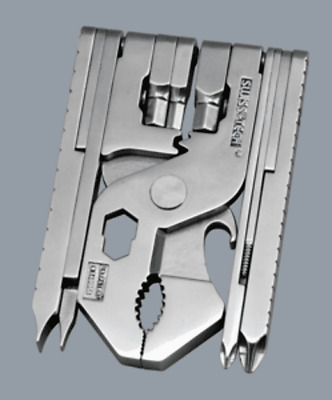 SwissTech Micro Max Extreme SWT53130 Multi-Tool: ST53130