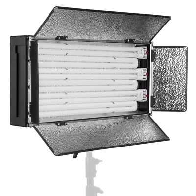 walimex Fluorescent Light 330W, compact – low-weight – mobile