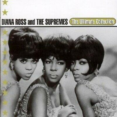 Diana Ross & The Supremes - Ultimate Collecti NEW CD