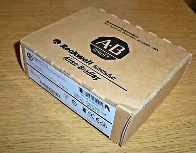 Sealed Mfg 2017  Allen Bradley 1769-If4 Series B Input Module 1769If4 New Nib