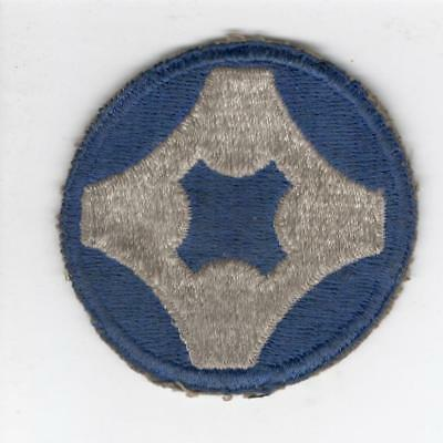 WW 2 US Army 4th Service Command Patch Inv# Y877