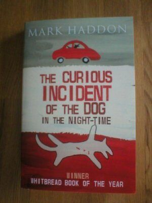 OF DOG THE THE INCIDENT IN NIGHTTIME A CURIOUS