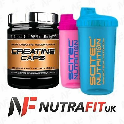 Scitec Nutrition Creatine Caps Pure Monohydrate