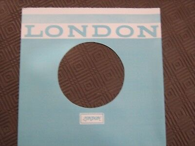 Record Sleeve Reproduction - London