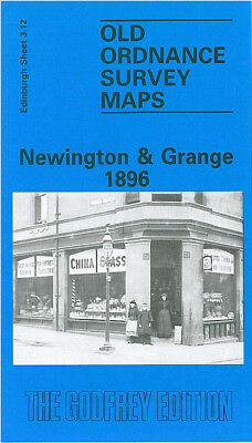 OLD ORDNANCE SURVEY MAP SOUTH WATFORD NEW BUSHEY 1896 BENSKINS BREWERY THE DELL