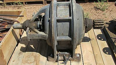 Vintage General Electric Induction Motor For Mine Hoist-Central City Colorado