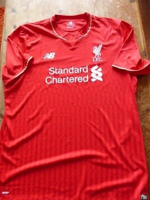 mens LIVERPOOL shirt - size 2XL great condition