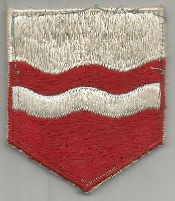 WW 2 US Army 324th Engineer Combat Battalion Patch Inv# A448