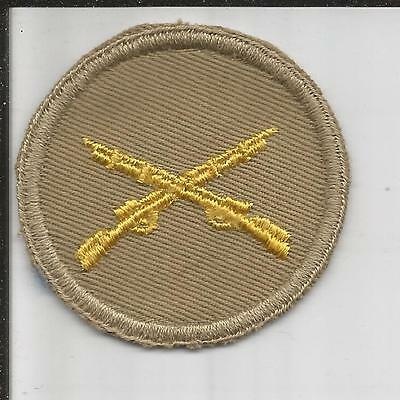 WW 2 US Army Infantry Cap Patch Inv# K216