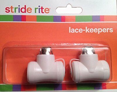 Stride Rite Lace Keepers, 1 Pair New