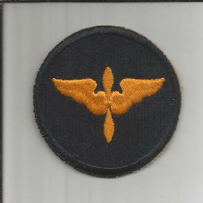 WW 2 US Army Air Forces Cadet Advanced Courses Patch Inv# B007