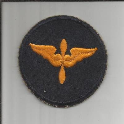 WW 2 US Army Air Forces Cadet Advanced Courses Patch Inv# B005