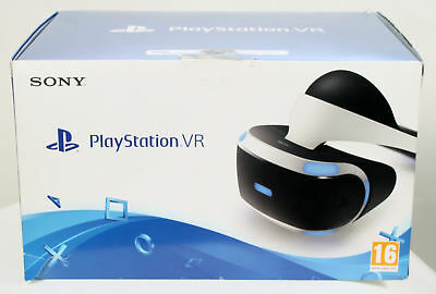 sony playstation vr headset eur 144 85 picclick de. Black Bedroom Furniture Sets. Home Design Ideas