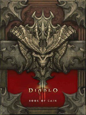 Diablo III: Book of Cain by Deckard Cain 9781608878024 (Paperback, 2016)