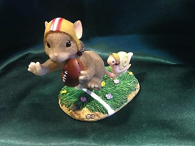 Charming Tails By Dean Griff - Limited Edition - Touchdown