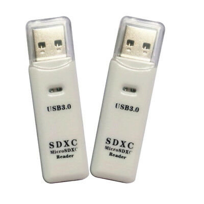 2 in1 High Speed USB 3.0 Micro SD SDXC TF T-Flash Memory Card Reader Adapte Q2X5