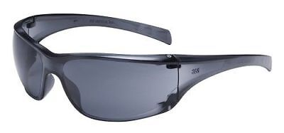 3M 11815 Virtua Safety Glasses, Gray, Scratch-Resistant