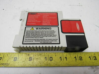 Banner ES-FA-11AA E-Stop Safety Module