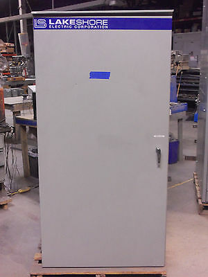 Lakeshore 800 Amp Manual Transfer Switch 3 Phase 4W 480V 277 240 208 3R