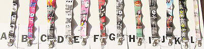 NEW DESIGNS ***Nightmare Before Christmas*** Lanyards 9 Different Designs ***
