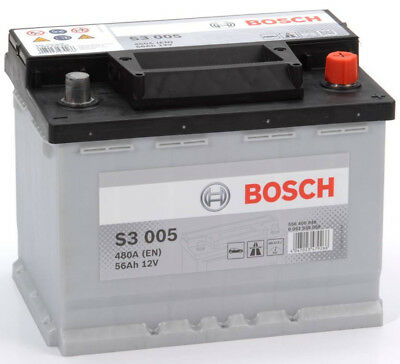 Type 075 Car Battery CMF56219 - 12V 520CCA - Fast & Free Delivery