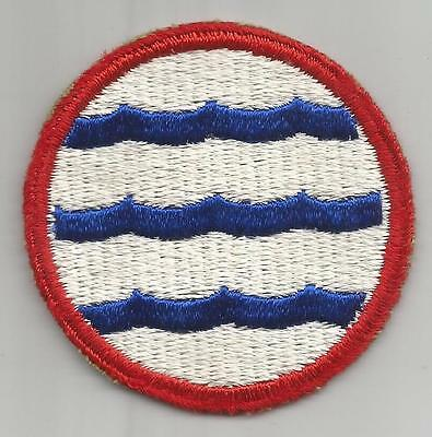 WW 2 US Army Greenland Base Command Patch Inv# K293