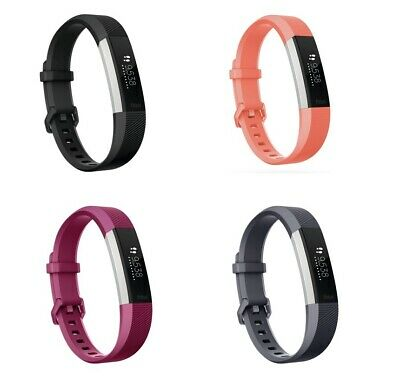 Fitbit Alta HR Heart Rate Activity Fitness Tracker Wristband Band -Colour Choice