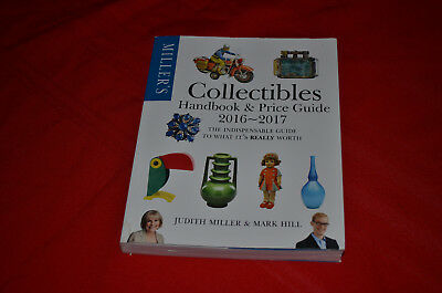 Millers Collectibles Handbook & Price Guide 2016-2017 FREE SHIPPING