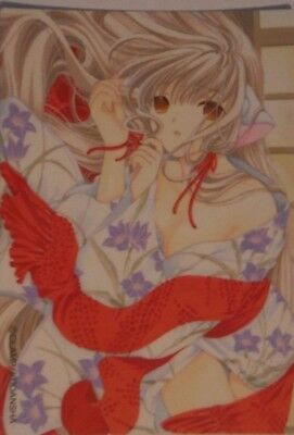 CLAMP Chobits Trading Cards -E-29- Kodansha - Manga Art - EUC - Japanese