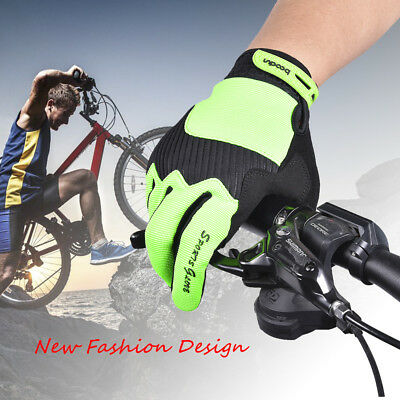Motorcycle Bike Riding Gloves Windproof Winter Warm Touchscreen Gloves Unisex XL