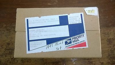 1997 Mint Sets Sealed / Unopened Box of 5 Complete as Shipped by US Mint