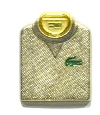 Pins Vetement Mode Lacoste Forme Pull Arthus Bertrand