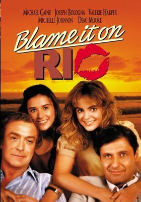 Blame It On Rio New Dvd