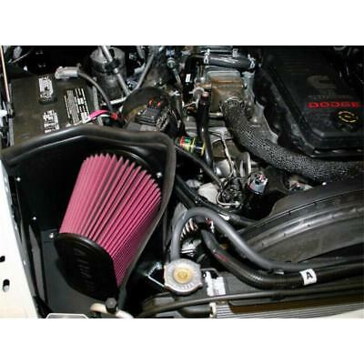 AirAid Air Intake Kit 301-209; CAD Black Red Non-woven Synthetic