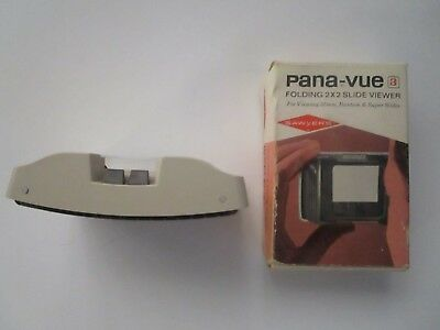 Vintage Sawyers  Pana-Vue 3 Folding Slide Viewer 2x2