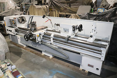 "Lion 25-MS Removable Gap Bed Lathe 25"" - 33"" x 10'"