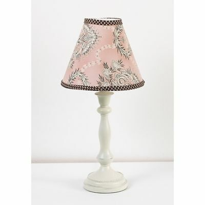 Cotton Tale Nightingale Lamp and Shade