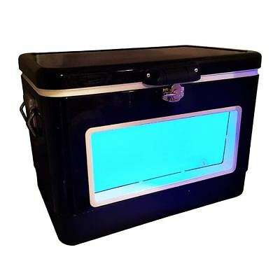 BREKX 54-quart LED Party Cooler with Window