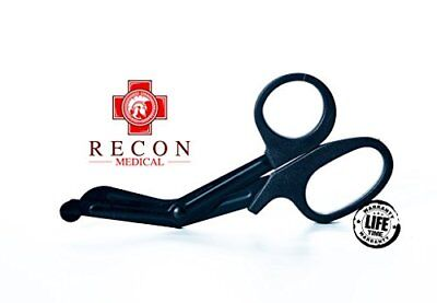 Titanium Bonded Trauma Shears By Recon Medical Stainless Steel Titanium Bonded
