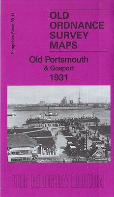 OLD ORDNANCE SURVEY MAP HARTLEPOOL 1914 HEADLAND VICTORIA DOCK THROSTON