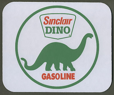 Sinclair DINO Gasoline Mouse Pad - Gas & Oil - *FREE SHIPPING