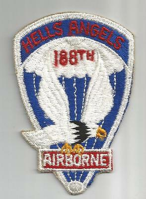 WW 2 US Army 188th Airborne Infantry Regiment Patch Inv# 052