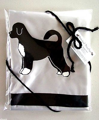 Portuguese Water Dog Shower Curtain Color choices for you!