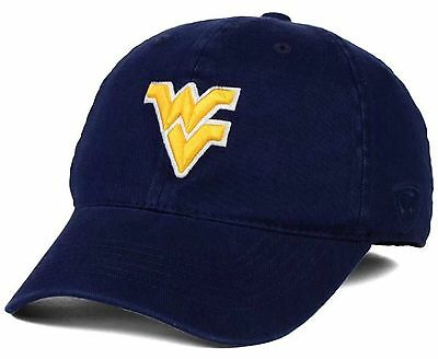 wholesale dealer 4ff0c f0e14 West Virginia Mountaineers NCAA Relaxer Stretch Fit Hat Cap University WVU  WV ML