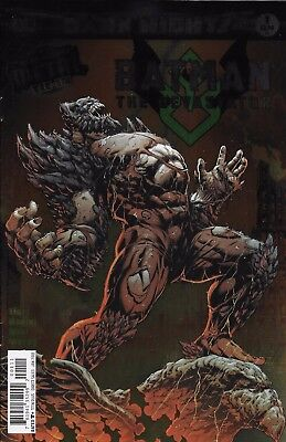 DC Batman Dark Knights The Devastator comic issue 1 Limited foil enhanced cover