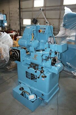 "Heald 161 8"" Hydraulic Rotary Surface Grinder"