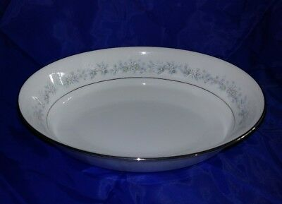 NORITAKE MARYWOOD #2181 OVAL VEGETABLE BOWL contemporary fine china