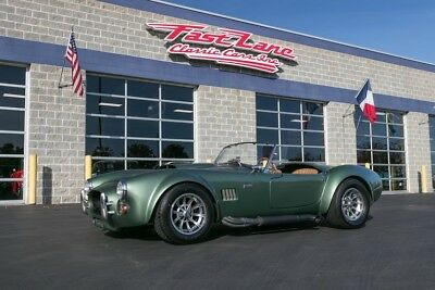 1965 Shelby Cobra Free Shipping Until December 1