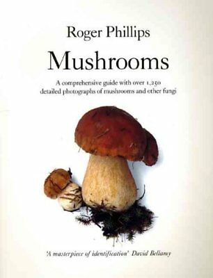 Mushrooms by Roger Phillips 9780330442374 (Paperback, 2006)