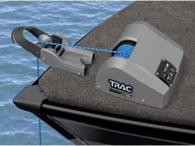 BLEM Trac Outdoors T10208-30AD ANCHOR WINCH ANGLER30 AUTODEPL